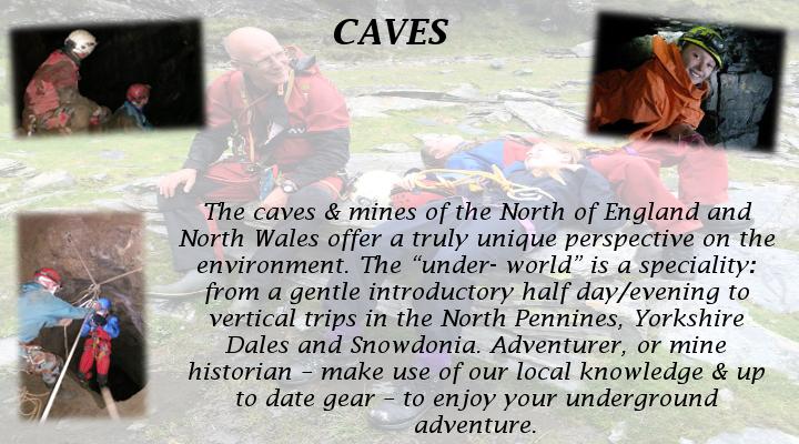 Activities - Cave
