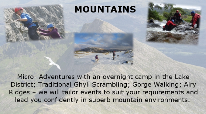 Activities - Mountains2018Rev